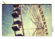 Ferris Wheel In Paris Carry-all Pouch
