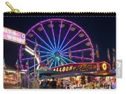 Ferris Wheel Rides And Games Carry-all Pouch