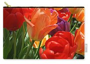 Festival Of Tulips Carry-all Pouch