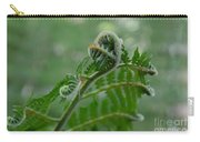 Fiddle Fern Carry-all Pouch