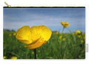 Field Of Buttercups Carry-all Pouch