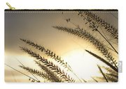 Field Of Dreams Carry-all Pouch by Laura Fasulo