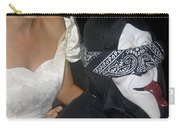 Film Homage Bela Lugosi Ed Wood Bride Of The Monster 1955 Halloween Party Casa Grande Arizona 2005 Carry-all Pouch