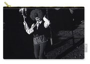 Film Homage Charlie Chaplin The Circus 1928 Clown Strong Circus Bisbee Arizona 1980 Carry-all Pouch