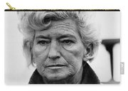 Film Homage Film Noir Gloria Graham In A Lonely Place 1950 Demolition Derby Tucson Arizona '69-2008 Carry-all Pouch