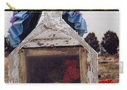 Film Homage John Wayne The Greatest Story Ever Told 1965 Cemetery Tubac Arizona 2000 Carry-all Pouch