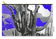 Film Homage Victor Fleming Jean Harlow Bombshell 1933 Saguaro Nat'l Monument Tucson 2008 Carry-all Pouch