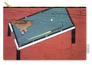 Film Noir Phil Carlson The Phenix City Story 1955 Bar Wall Pool Table Eloy Arizona 2005 Carry-all Pouch