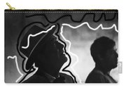 Film Noir Robert Taylor High Wall 1947 Death Valley Days Old Tucson Arizona 1967 Carry-all Pouch