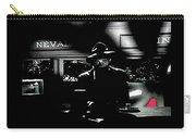Film Noir Tom Neal Ann Savage Edgar Ulmer Detour 1945 Screen Capture Color Added 2012 Carry-all Pouch