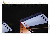 Film Strip Abstract Carry-all Pouch by Tim Hester