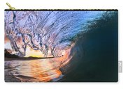 Fire And Ice Carry-all Pouch by Sean Davey