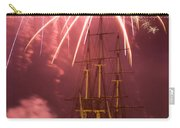 Fireworks Exploding Over Salem's Friendship Carry-all Pouch