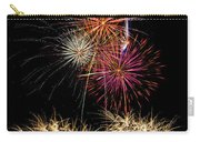 Fireworks  Carry-all Pouch by Saija  Lehtonen