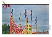Fireworks Stand Carry-all Pouch by Cathy Anderson