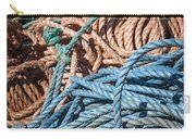 Fishing Ropes Carry-all Pouch