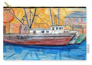 Fishing Trawler Carry-all Pouch