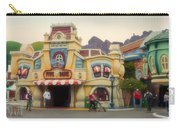 Five And Dime Disneyland Toontown Signage Carry-all Pouch