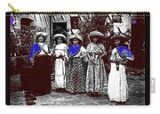 Five Female Revolutionary Soldiers Unknown Mexico Location Or Date-2014 Carry-all Pouch