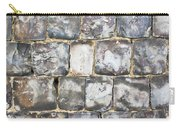 Flint Stone Wall Carry-all Pouch