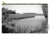 Florida Au Natural Bw Carry-all Pouch