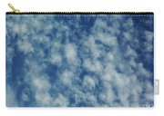 Florida Clouds Above Carry-all Pouch