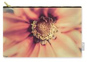 Flower Beauty II Carry-all Pouch by Marco Oliveira
