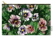 Flower Study I Carry-all Pouch