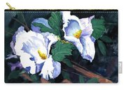 Flower Study II Carry-all Pouch