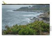 Foggy Coast Carry-all Pouch