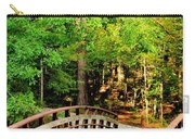 Folsom Bridge At Furnace Creek Carry-all Pouch