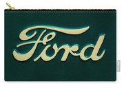 Ford Emblem Carry-all Pouch