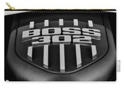 Ford Mustang Boss 302 Engine Carry-all Pouch