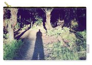 Forest Shadow Carry-all Pouch by Les Cunliffe
