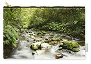 Forest Stream Carry-all Pouch by Les Cunliffe