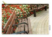 Formal Garden Carry-all Pouch
