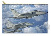 Formation Of Italian Air Force Amx-acol Carry-all Pouch