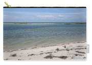 Fort Desoto Beach Carry-all Pouch