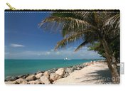 Fort Zachary Taylor Beach Carry-all Pouch