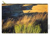 Fossil Beds And Grass Carry-all Pouch