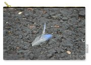 Found Feather Carry-all Pouch