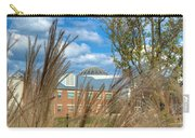 Founders Hall Through The Grasses Carry-all Pouch