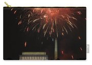 Fourth Of July Fireworks At Washington Dc Carry-all Pouch