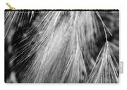 Foxtail Blowing In The Wind Carry-all Pouch