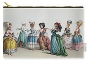 France Fashion, C1730 Carry-all Pouch