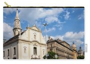Franciscan Church Of Pest In Budapest Carry-all Pouch