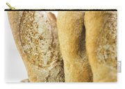 French Baguette In Basket Carry-all Pouch