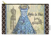French Dress Shop-b1 Carry-all Pouch