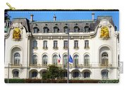 French Embassy In Vienna Carry-all Pouch