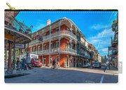 French Quarter Afternoon Carry-all Pouch